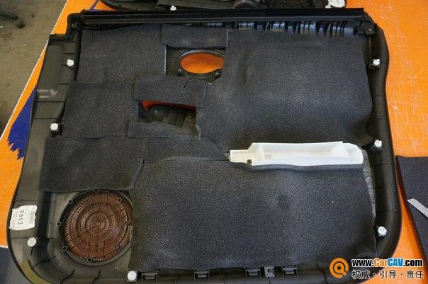 俄罗斯StP航空记忆棉BIPLASt10C Premium汽车隔音材料