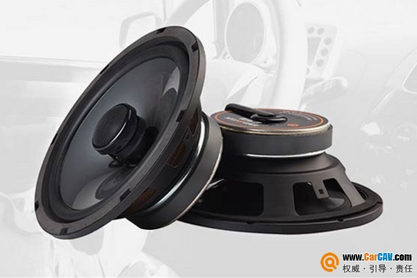 适合原车使用环境 音麦图IC1通用型同轴扬声器