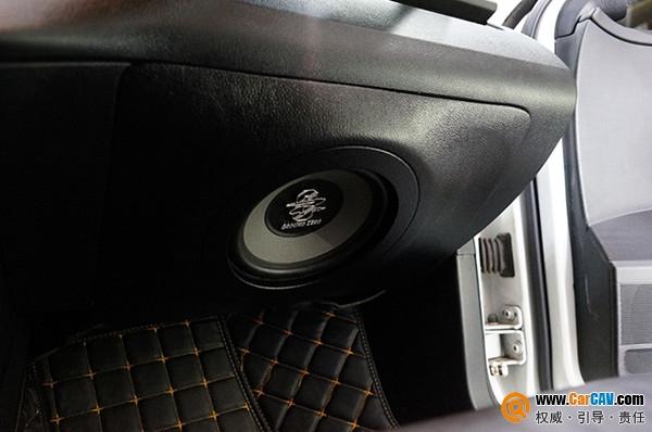 大众迈腾汽车低音炮补形箱倒模案例 原车音响升级