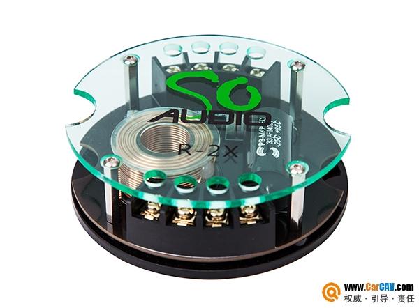德国SO Audio诗韵SOR-2X车载分频器