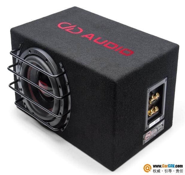 美国DD LE-M08l车载8寸超低音箱喇叭