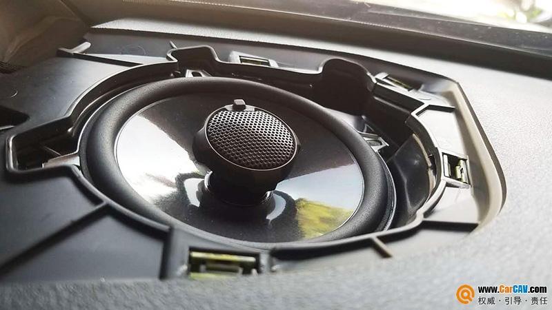 自贡诚信音响标致301汽车音响改装JBL5寸喇叭 精致