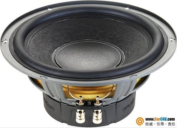 德国FLUX佛伦诗NEX-10-4车载十寸低音喇叭