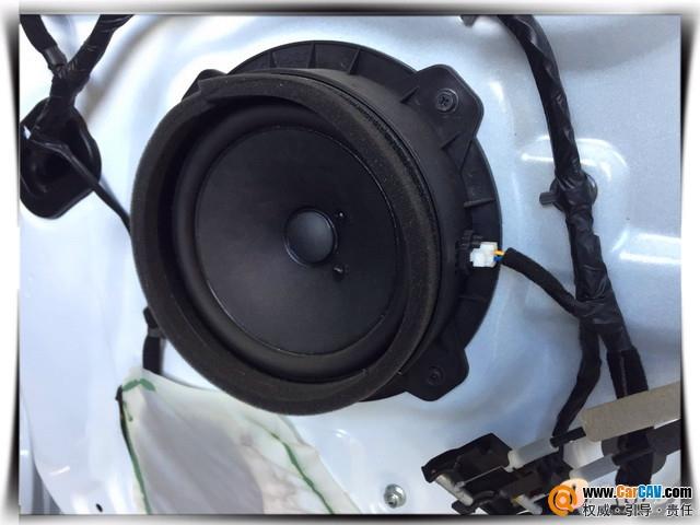 音乐随身 中山亿丰行起亚K5汽车音响改装史泰格