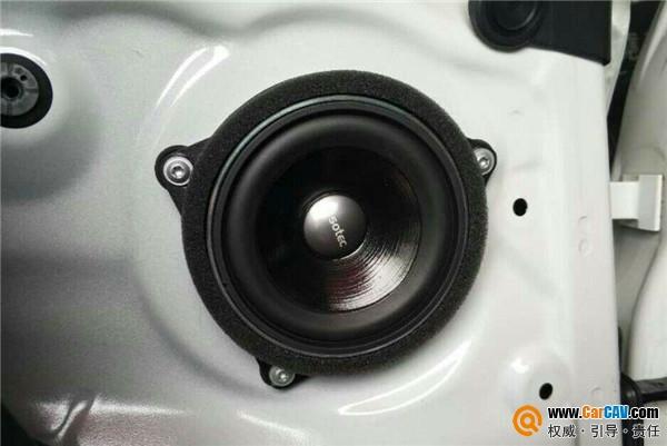 成都美声宝马3系汽车音响改装艾索特 快装同时音质