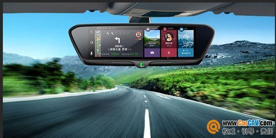 免罚利器 凯立德GPS导航配备测速提示功能