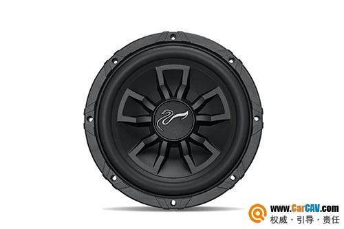 HiVi惠威CS1012汽车超低音扬声器车载低音喇叭