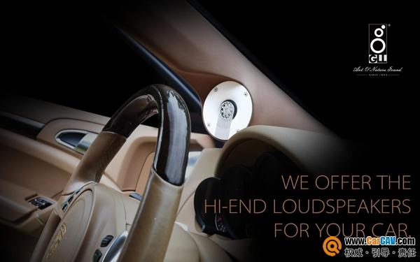 英国GLL汽车音响S165A3/S165D3首发 满足高品质视