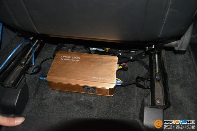 给耳朵来个SPA 苏州广东仔沃尔沃XC60汽车音响改装丹拿