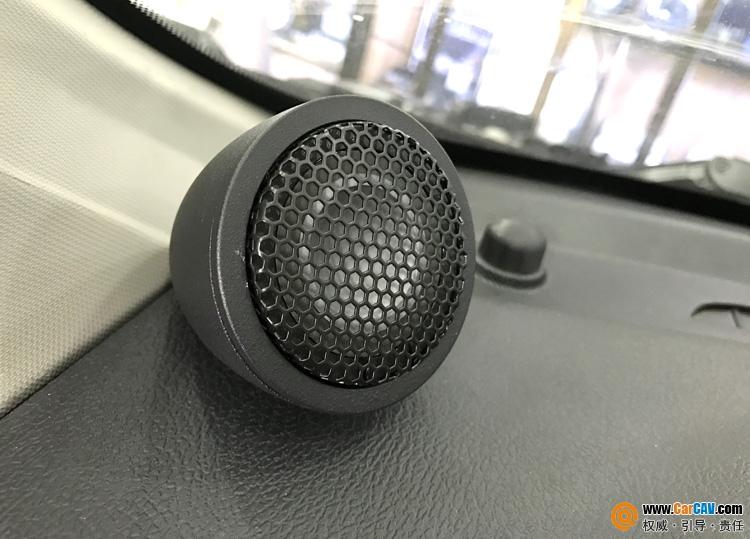 西安车乐汇奔腾X80汽车音响改装史泰格 轻歌曼舞