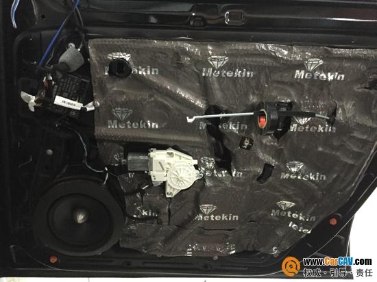 常州至上音乐奔驰GLE400汽车音响改装佛伦诗 真情