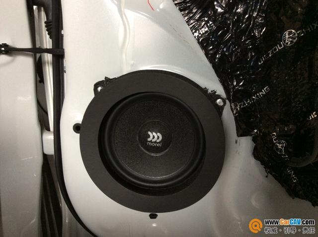 海口成杰车乐丰田RAV4汽车音响改装丹拿 全新设计