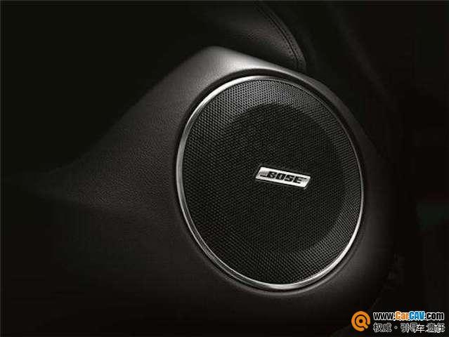 BOSE在汽车音响行业发展史 敢与哈曼叫板的汽车音响品牌