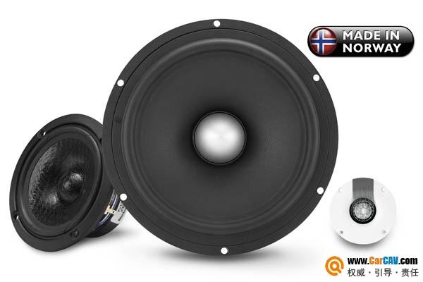 英国GLL S165D3三分频套装:征服豪车保时捷卡宴的