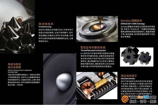 六款高品质扬声器推荐 来自英国GLL汽车音响的献礼