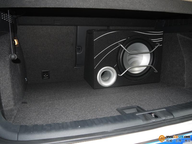 佛山酷车旋律大众途观汽车音响改装摩雷 旅途添声