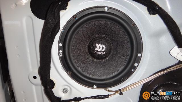 暢聽好聲音 泉州車樂匯標致2008汽車音響改裝摩雷
