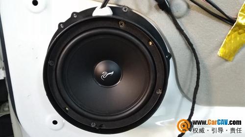 长沙惠威观致5汽车音响改装惠威C1600 出彩亦出色