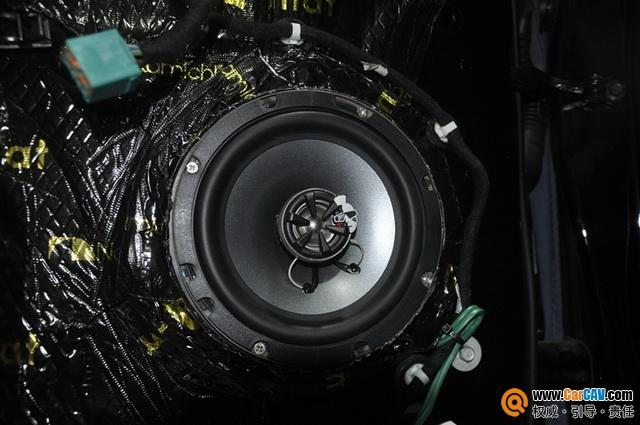懂你的音乐 湖州城市先锋福特F150汽车音响改装绅士宝