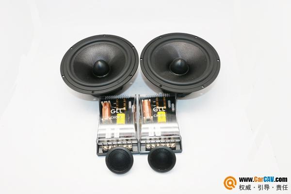 传承百年的声音 英国GLL汽车音响S165K两分频体验
