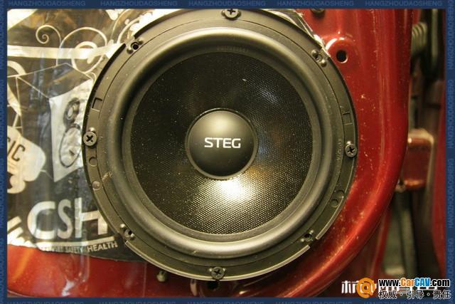 杭州道声哈弗H6汽车音响改装史泰格 细腻声线