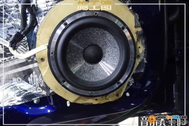 南京音乐人生奥迪S3汽车音响改装劲浪 动感节奏