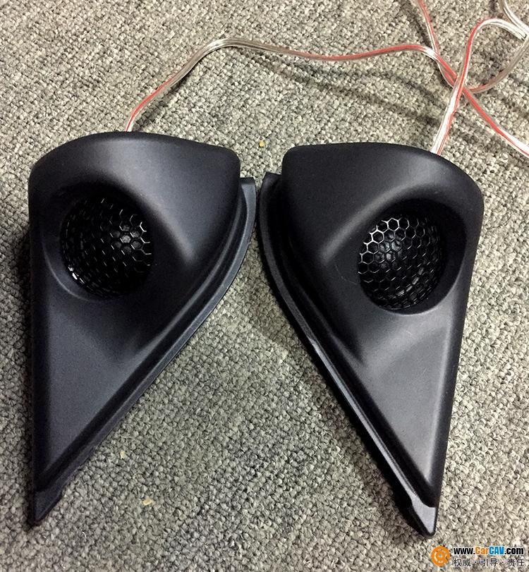 余音缭绕 大连慧声广汽传祺GS5汽车音响改装黄金声