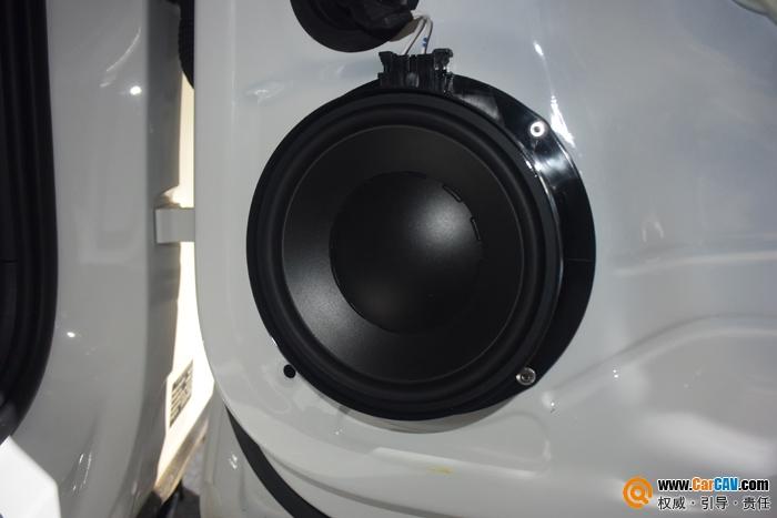 重庆三正大众途观L汽车音响改装丹拿 原装正品升级