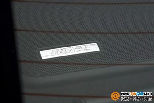 配备车身降噪技术BOSE的美式豪车原车音响分析
