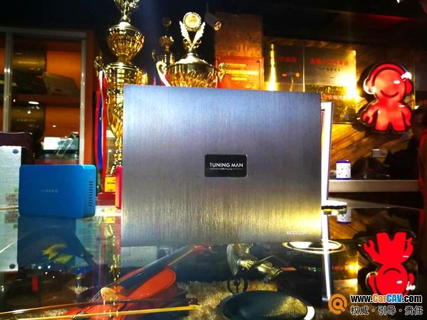 BOSS级调音神器,调音侠S812DSP功放上市