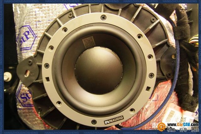杭州道声福特探险者汽车音响改装丹拿 打造舒适空