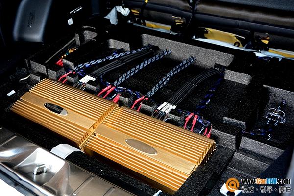 天津炫音斯巴鲁森林人汽车音响改装黄金声学 好声