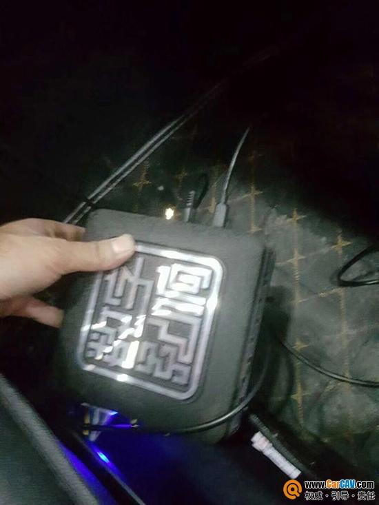 南昌英德雷特马自达CX4汽车音响改装音乐宝盒 华丽转身