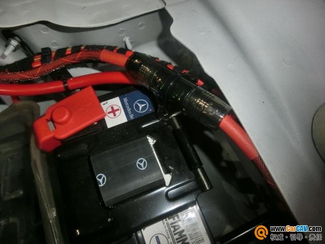 追求极致 重庆渝大昌奔驰E级260L汽车音响改装来福