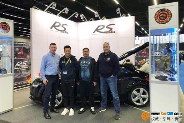 2018萨尔斯堡车展大牌汇聚 德国RS携新品震撼亮相