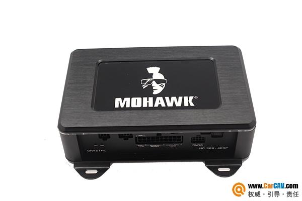 小小身材,大大能量 豪客MOHAWK MC300.4DSP很够味