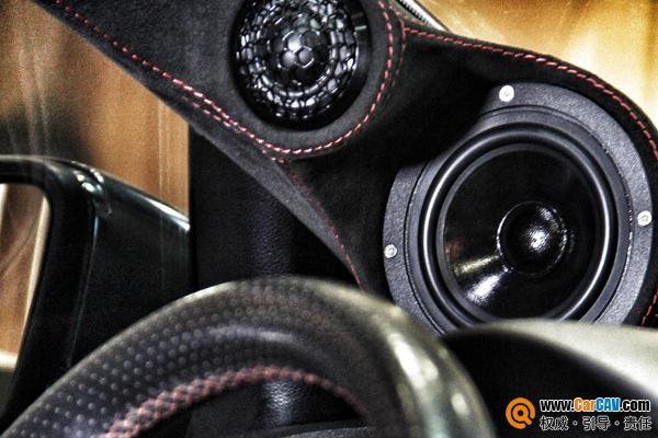 很烧的音响系统 大众GTI全面升级德国RS皇太子三分