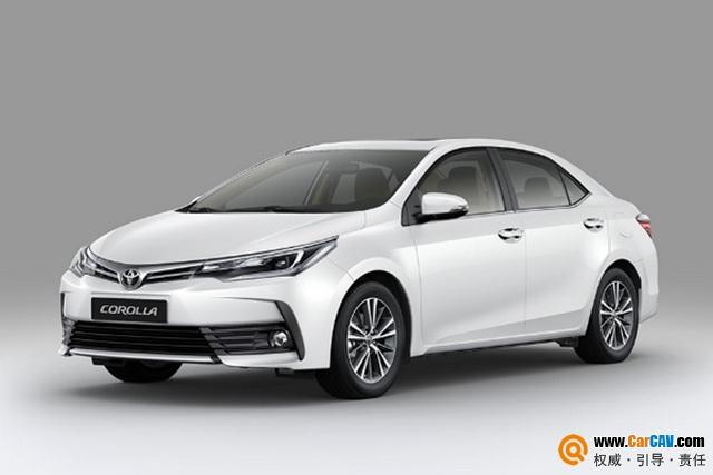 江门晶彩丰田卡罗拉汽车音响改装艾索特MK165  丰富你的心