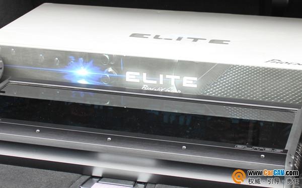 杭州动听音符奔驰GLK汽车音响改装金凤凰 放纵狂野