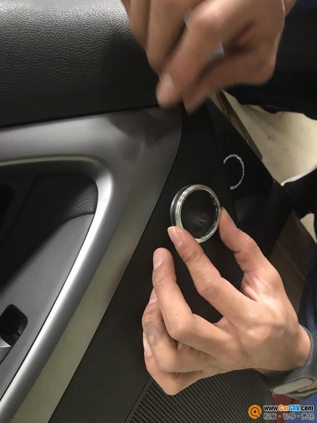 柳州金手指现代朗动汽车音响改装零点 抛开烦恼