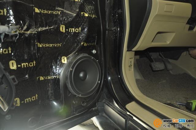湖州城市先锋本田CR-V钱柜娱乐777官网登录改装豪客 聆听好歌