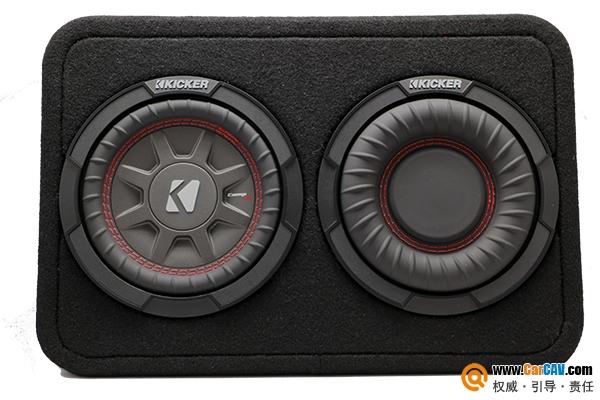 超乎想象的震撼感,KICKER原装箱低音43TCWRT672