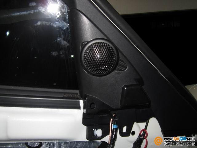 厦门道声英菲尼迪Q50汽车音响改装ATI 全面提升音