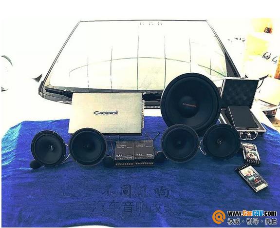赣州不同凡响起亚K2汽车音响改装卡顿 清晰细腻