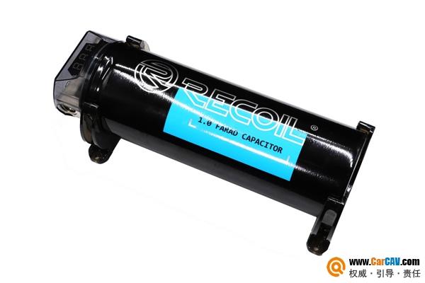 能量瞬间释放 美国锐克电容让汽车音响系统更加稳