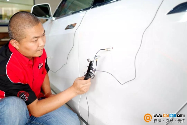 用科学数据表明服务态度 汽车隔音跨进专车专案时