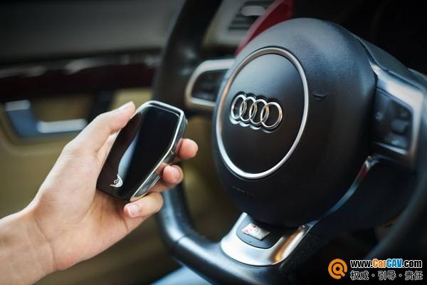 众佳科技这款智能液晶屏钥匙 引发代理商围观