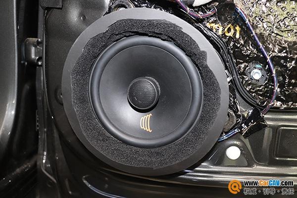 乌鲁木齐慧声马自达CX-5汽车音响改装黄金声学 品