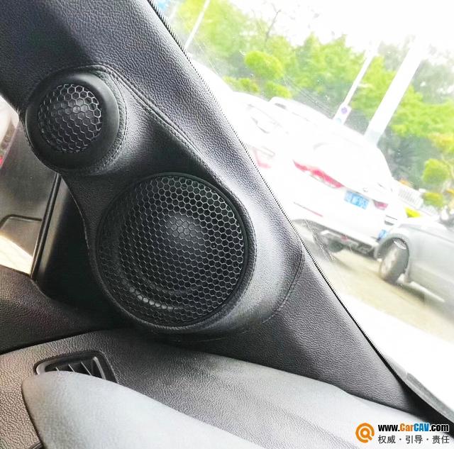 柳州金手指现代朗动汽车音响改装零点 倾听心声