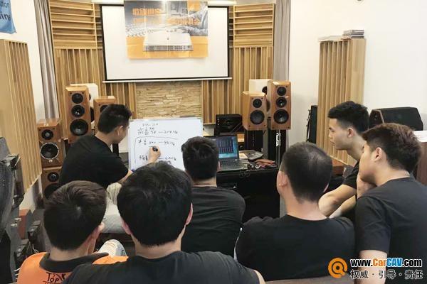 歌剧世家DSP-i10调音培训:做市场要有夯实渠道服务的态度